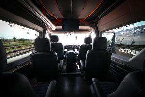 busy z Niemiec do Polski