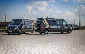 nowoczesne busy do Holandii
