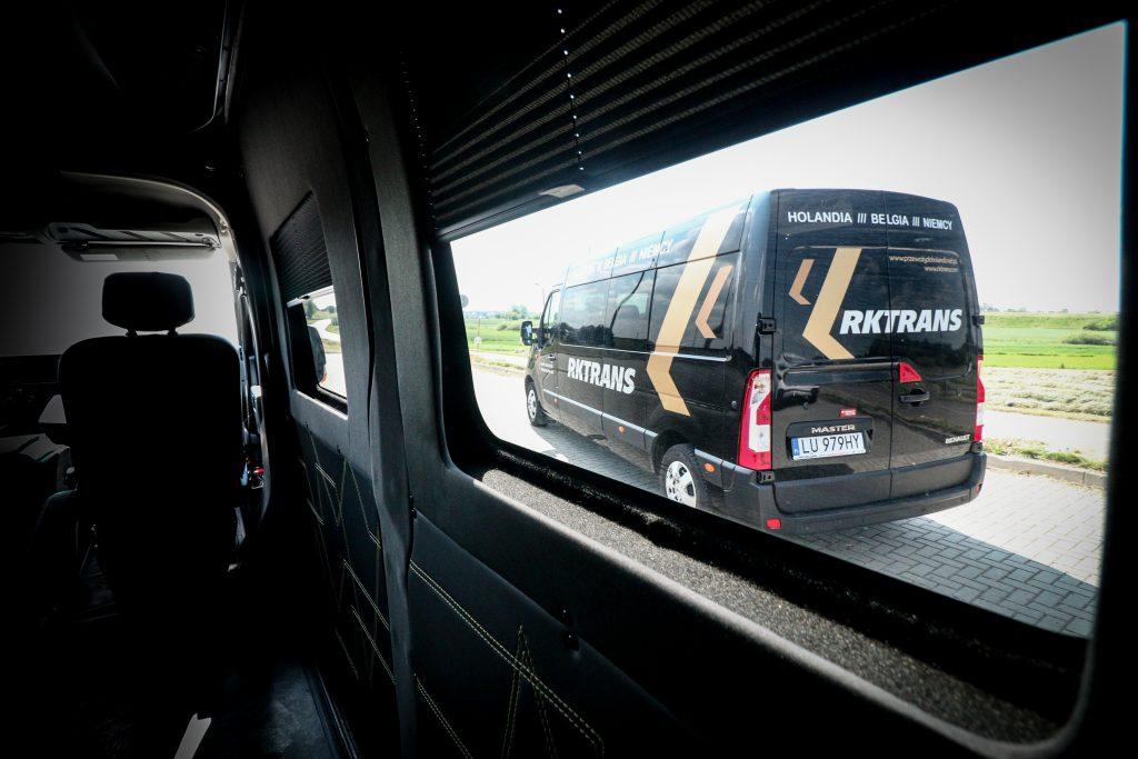 Przewozy do Niemiec, Holandii i Belgii busem