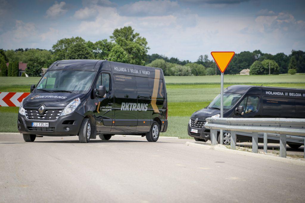 tanie przewozy do Niemiec - busy