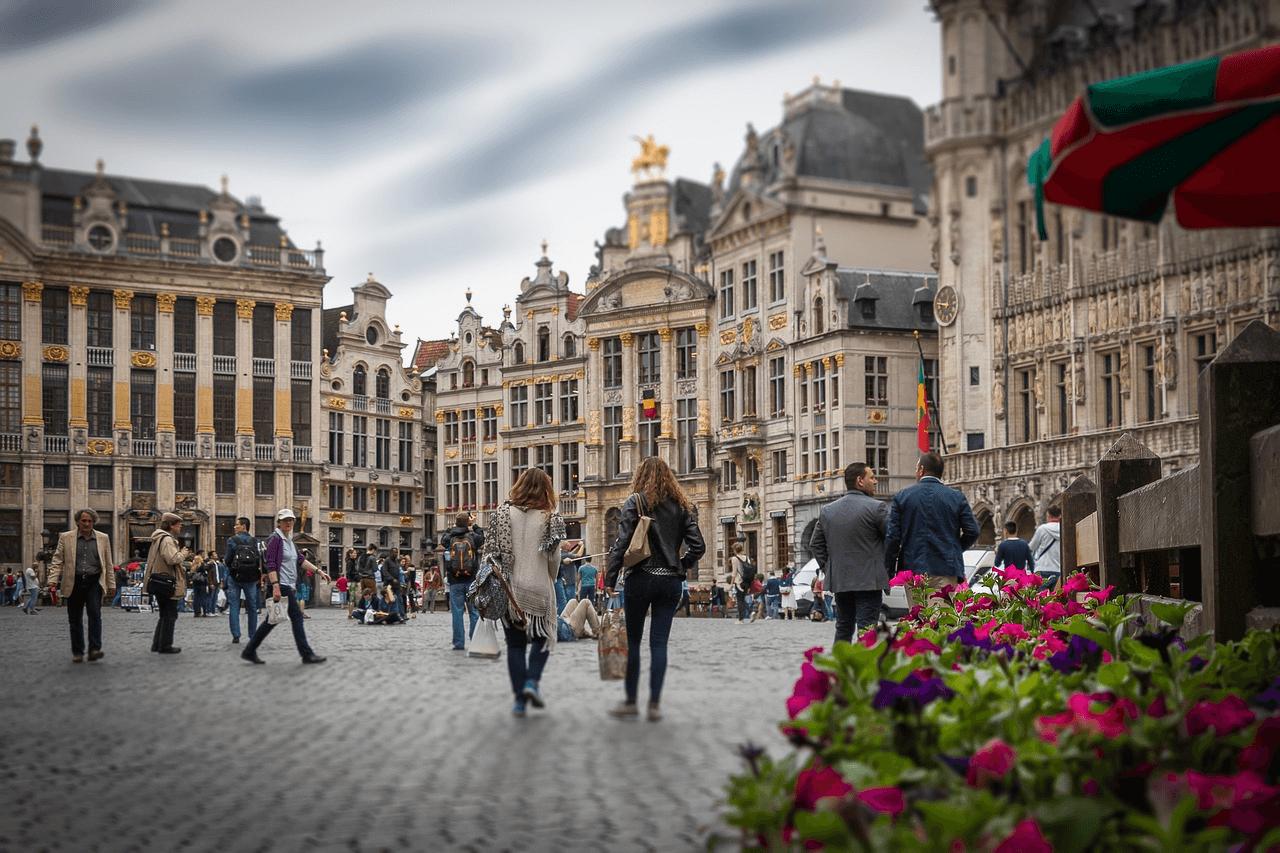 Bruksela rynek