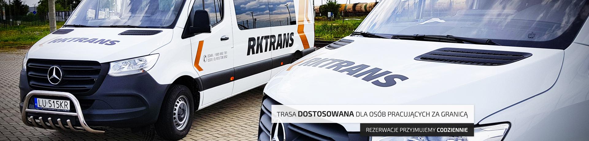 Busy do Niemiec - trasa dostosowana dla osób pracujących za granicą